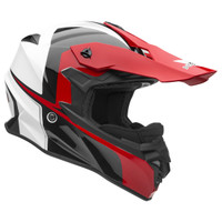Vega VF1 Stinger Off Road Snow Helmet Red