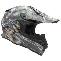 Vega VF1 Skull Camo Off Road Snow Helmet Camo