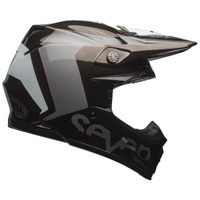Bell Moto-9 Flex Seven Rogue Helmet Black
