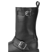 Black Brand Thug Boots Side