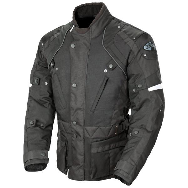 Joe Rocket Ballistic Revolution Textile Jacket Black