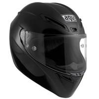 AGV GT Veloce Helmet - Solid  Black
