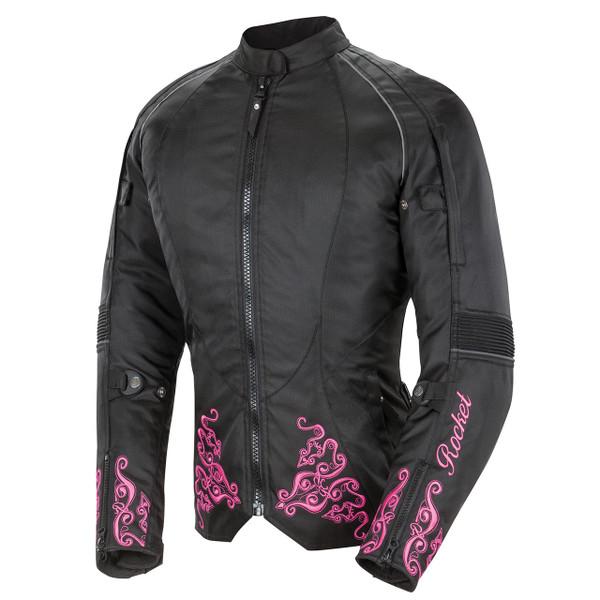 Joe Rocket Heartbreaker 3.0 Women Jacket Black