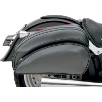 Saddlemen Cruis'n Deluxe Slant Saddlebag 1