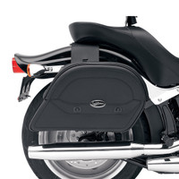 Saddlemen Cruisn Slant Saddlebags Throw-Over