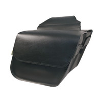 Willie & Max Raptor Series Compact Slant Saddlebags