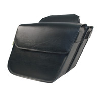 Willie & Max Raptor Series Standard Slant Saddlebags
