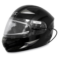 AFX Magnus SE Snow Helmet with Electric Shield Black