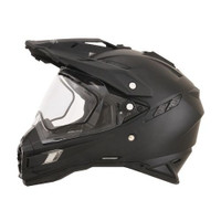 AFX FX-41 DS-S Dual Pane Helmet Matte Black