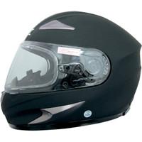 AFX FX 90S Snow Helmet Black