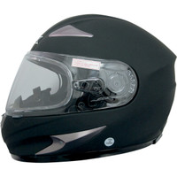 AFX Magnus S Snow Helmet With Dual Shield Black