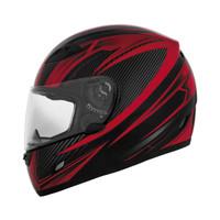 Cyber US-39 Street Pro Helmet Red