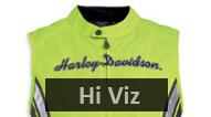 Hi Viz Motorcycle Vests