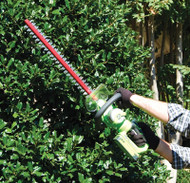24V Rotating Cordless Lithium-Ion Hedge Trimmer