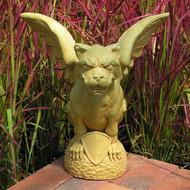 "Argus Gargoyle Statue 16""H"