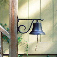 Large Country Bell - Black