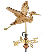 Blue Heron Garden Weathervane