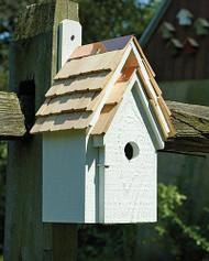 Heartwood Bluebird Manor Birdhouse