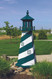 Cape Hatteras Hunter Green with White
