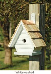 Heartwood Chickadee Birdhouse