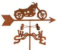Classic Motorcycle Weathervane