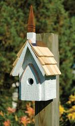 Heartwood Classic Chapel Birdhouse