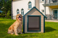 EcoConcepts Bunk House Dog House (X-Large)