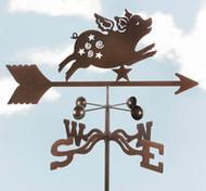 Flying Pig Weathervane