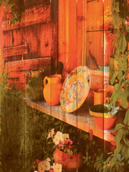French Pottery Wall Art
