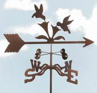 Hummingbird Weathervane