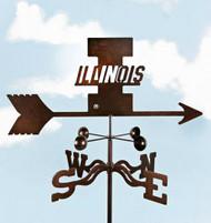 Illinois Weathervane