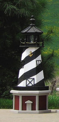 Lighthouse Base for 2'H Lighthouse