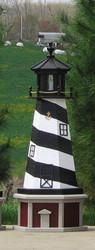 Lighthouse Base for 3'H Lighthouse