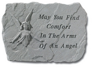 May You Find Comfort....Memorial Stone