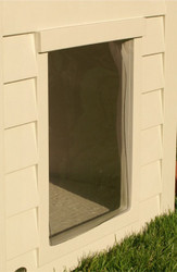 Dog House Flap Door (Medium)