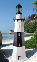 Montauk Stucco Lighthouse (3')
