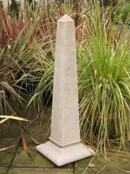 """Garden Obelisk (42""""H)"""