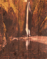 Reflection Falls Wall Art