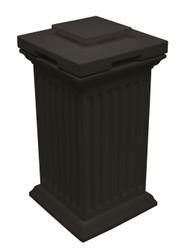 Savannah Storage Column or Waste Bin