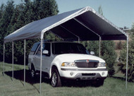 Silver Universal Canopy 10' x 20'