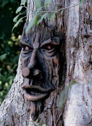 Spirit of Nottingham Greenman Tree Plaque