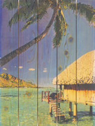 Tropic Paradise Wall Art