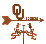 University of Oklahoma Weathervane