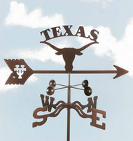 University of Texas Weathervane