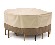 Veranda Round Patio Table & Chair Set Cover (Medium)