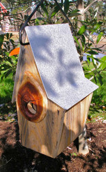 Vintage Shed Birdhouse