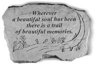 Beautiful Soul Memorial Stone