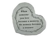 When Someone You Love...Memorial Stone
