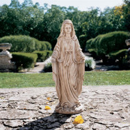 Madonna, Blessed Mother Large-Scale Garden Statue
