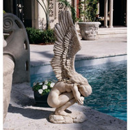 "Remembrance and Redemption Angel Statue 15""H"